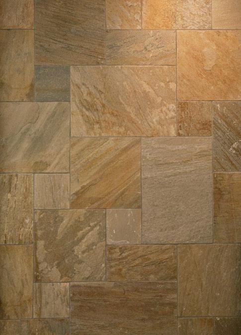 Grey Mosaic Floor Tiles
