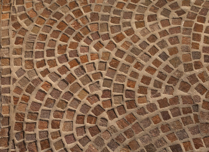 a5084abab55 ... Cobble  Red Gold Porphyry 2″ x ...