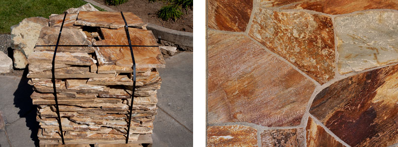 Quartzite Flagstone Modern Builders Supply