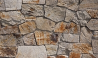 Country Cottage Limestone Rubble T/V