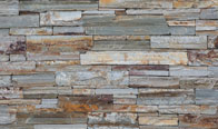 Moonlight Quartzite Ledge Thin Veneer