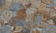 Savannah Quartzite Mosaic Thin Veneer