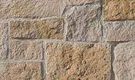Southern Buff Limestone Thin Veneer