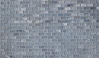Ocean Blue Lava Tumbled Mosaic