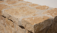 Rustic Gold Limestone