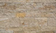 Winterset Limestone Contemporary Thin Veneer