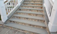 New York Bluestone Flagstone Stair Treads and Wall Caps