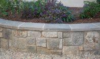 Rocky Mountain Quartzite Wall Cap